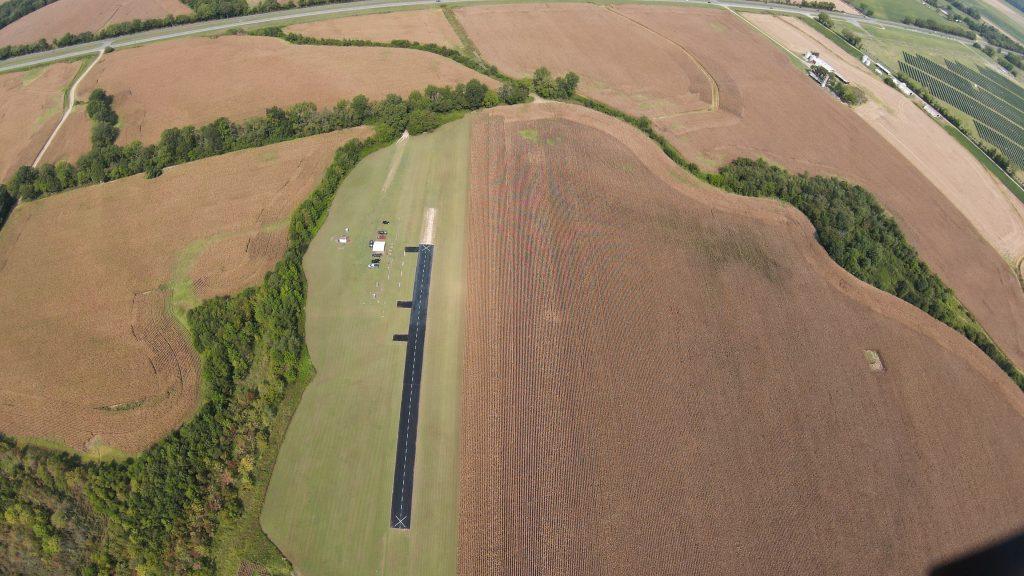 Hanover RC Club Runway